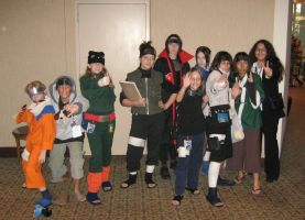 Narutards by jac