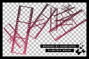hv filmstrip brush by haudvafra