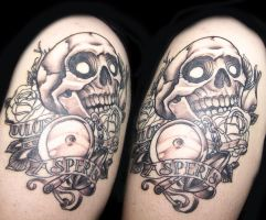 Tattoo London Convention by WillemXSM