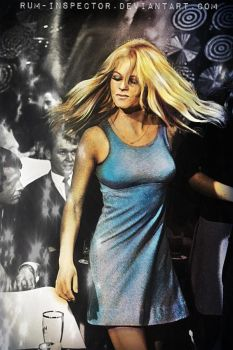 Brigitte Bardot over the top by rum-inspector