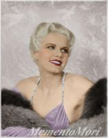 Jean Harlow V by M3ment0M0ri