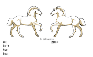 Free Reference - Stallion - Short by Cat-Orb
