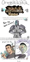 Dead Space - meme by thevampiredio