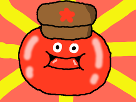 Chairman Slime by DragonQuestWes