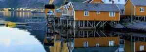 Hotel of the fisherman by Seapopcorney