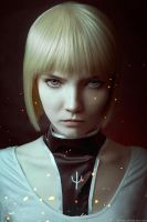 Claymore - Clare by Shredinger-Cat