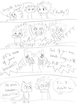 Levy's Love Life - page 4 by SweetJanie