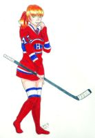 canadiens cutie by momo-q