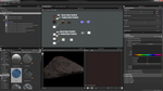 Simple Rock Texturing with Substance Designer 4 by Tea-rexx