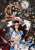 Alice Madness Returns by ZombieCherry13