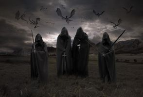 I am the Black Wizards by Maizy138