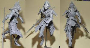 Dark Souls Dragon Slayer Ornstein by MichaelEastwood
