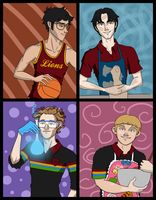 Muggle Marauders by Rotae