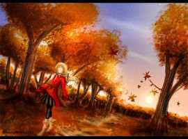 Autumn.. by BloodyBlack1234