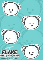 Flake - Faces by JinxBunny