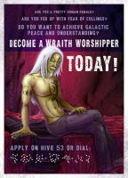 Worshippers Needed by Draco-Stellaris
