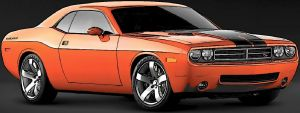 2008 Dodge Challenger Concept by carfan