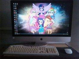this my imac pc by luckreza8