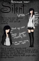 Reference sheet ~Silent by Lecoyn