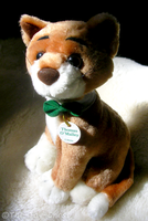 Aristocats O'Malley Mini Plush by The-Toy-Chest