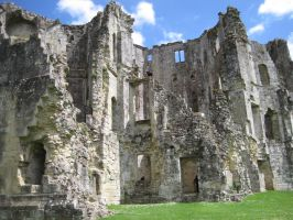 Old Wardour Castle 2 by Meepyourface