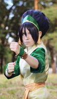 Toph Bei Fong - Avatar Promise by TophWei