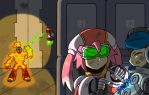 Mighty No. 9: Combat Engineer Call by A-Lil-RnR