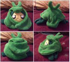 Swadloon Plush by sorjei