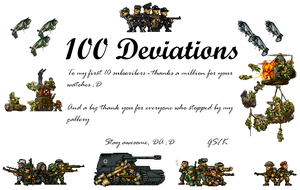 100 Deviations by Kenisi