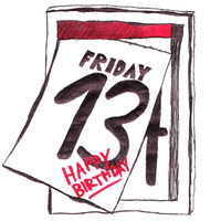 Friday 13th by Mad-Red-Innocence