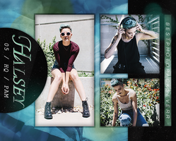 Photopack 4515 - Halsey by BestPhotopacksEverr