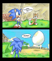 Sonic Fail: 1 - A Giant Egg by RiotaiPrower