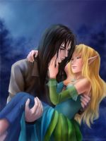 Request: Atchell and Anna by starca