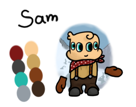 Sam Ref. by EnemyFalse