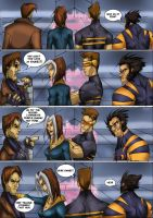 THE LEGENDARY X-MEN!-Before it all started p2 by Sabrerine911
