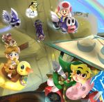 Markkart with Toon Link by madlinkplz