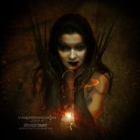 Thief of Souls by vampirekingdom