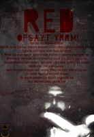Red - Ofsayt.... by emrgraphix
