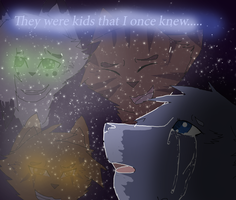 They Were Kids That I Once Knew (Warrior Cats) by WarriorCat3042