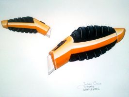 Stanley Knife design by Jullian1990