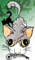 cat by Cramous