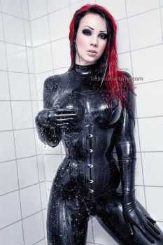 Starfucked shower II by BelindaBartzner
