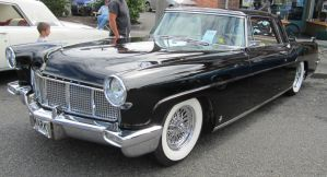 56 Ford Mark II by zypherion