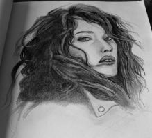 Kat Dennings by Wolfragna