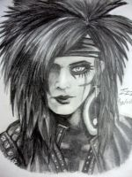 Andy Sixx by IzzyKaulitz