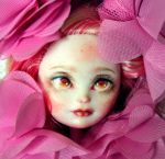 repaint ooak Apple White - Ever After High by smileidiote