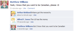 Canadian Please Facebook by MatBroome1996