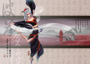 Lower World in Chinese Mythology