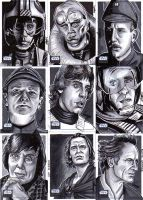 Topps SWG6 Sketch Cards 4 by SSwanger
