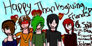 Happy Thanksgiving !!! by Anime-Greek